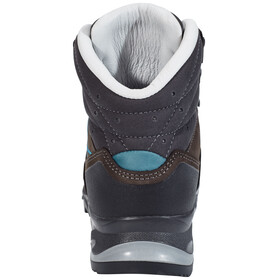 Lowa Lady Light LL Shoes Women slate/turquoise